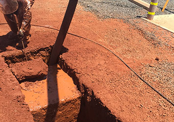 ground, excavation, hyrdo excavation