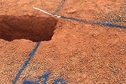 ground, excavation