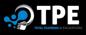 Total Plumbing & Excavations Logo